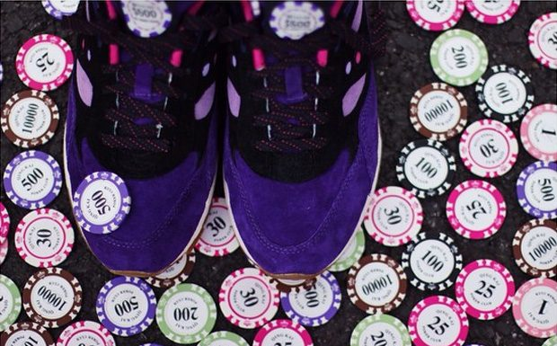 Feature x Saucony G9 Shadow 6 'The Barney'-2
