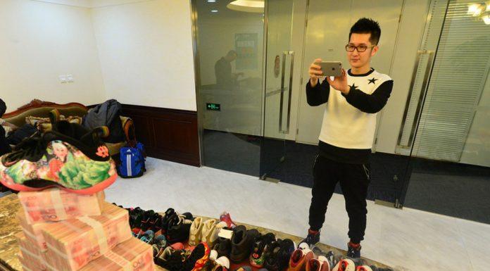 Un Chinois vend 283 paires de Air Jordan-2