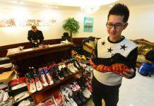 Un Chinois vend 283 paires de Air Jordan