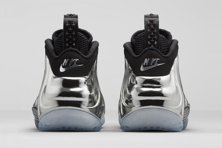 Nike Air Foamposite One AS (Silver/Black/Silver)-2