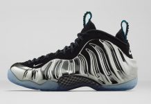 Nike Air Foamposite One AS (Silver/Black/Silver)