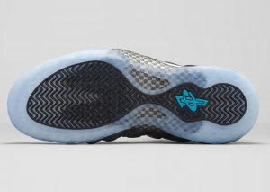 Nike Air Foamposite One AS (Silver/Black/Silver)-3