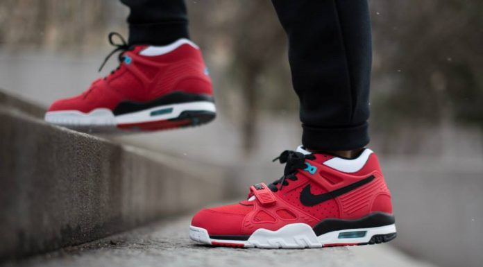Nike Air Trainer 3 'University Red'-1