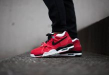 Nike Air Trainer 3 'University Red'