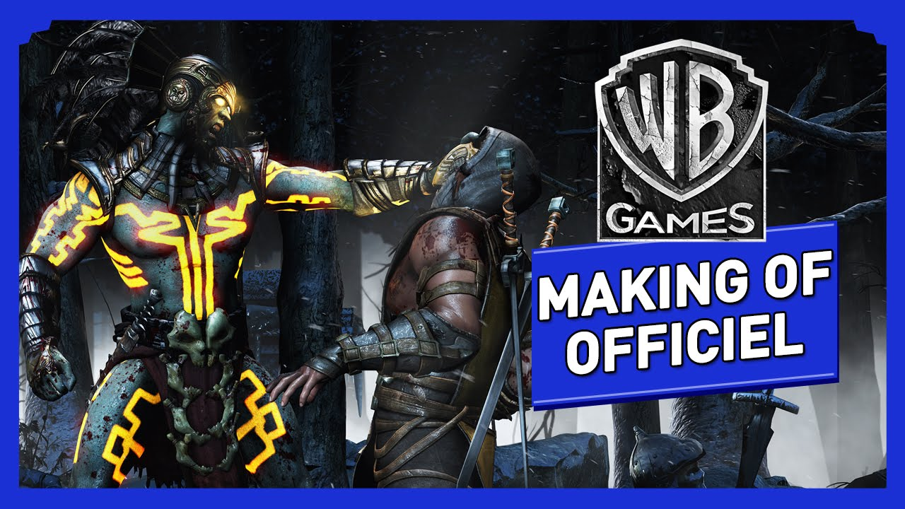 Mortal Kombat X Guerre des Factions | Video