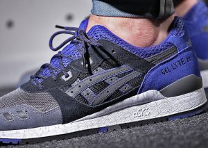 ASICS Gel-Lyte III 'Dark Purple' - High Voltage Pack-1