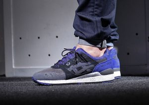 ASICS Gel Lyte III Dark Purple 'High Voltage' Pack