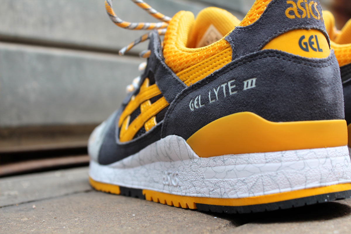 Asics Gel Lyte Iii Gold Fusion High Voltage Pack
