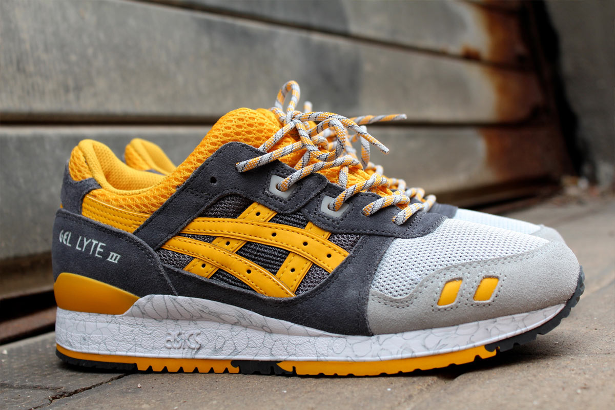 ASICS Gel-Lyte III 'Gold Fusion'-1