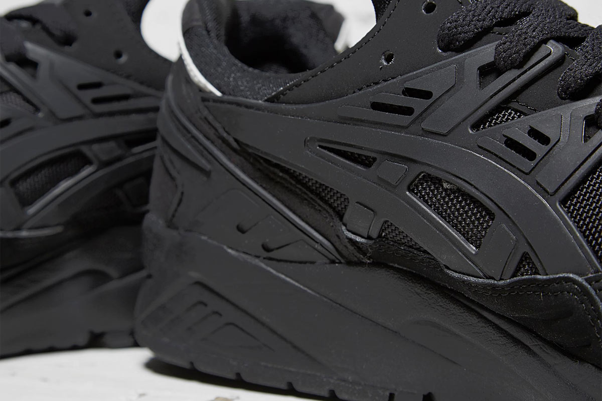 asics gel kayano trainer noir