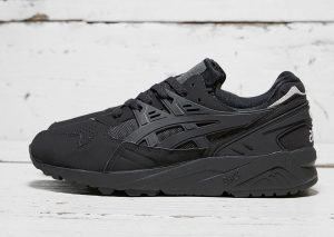 Asics GEL Kayano Trainer (Black/Noir) - Printemps 2015