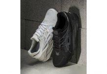 Asics GEL Kayano Trainer Noir&Blanc - Printemps 2015