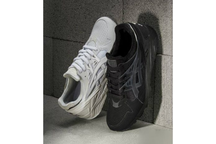 Asics GEL Kayano Trainer Noir&Blanc - Printemps 2015