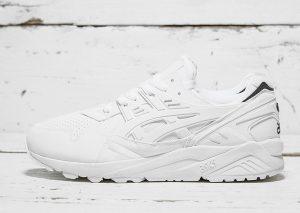 Asics GEL Kayano Trainer (White/Blanc) - Printemps 2015