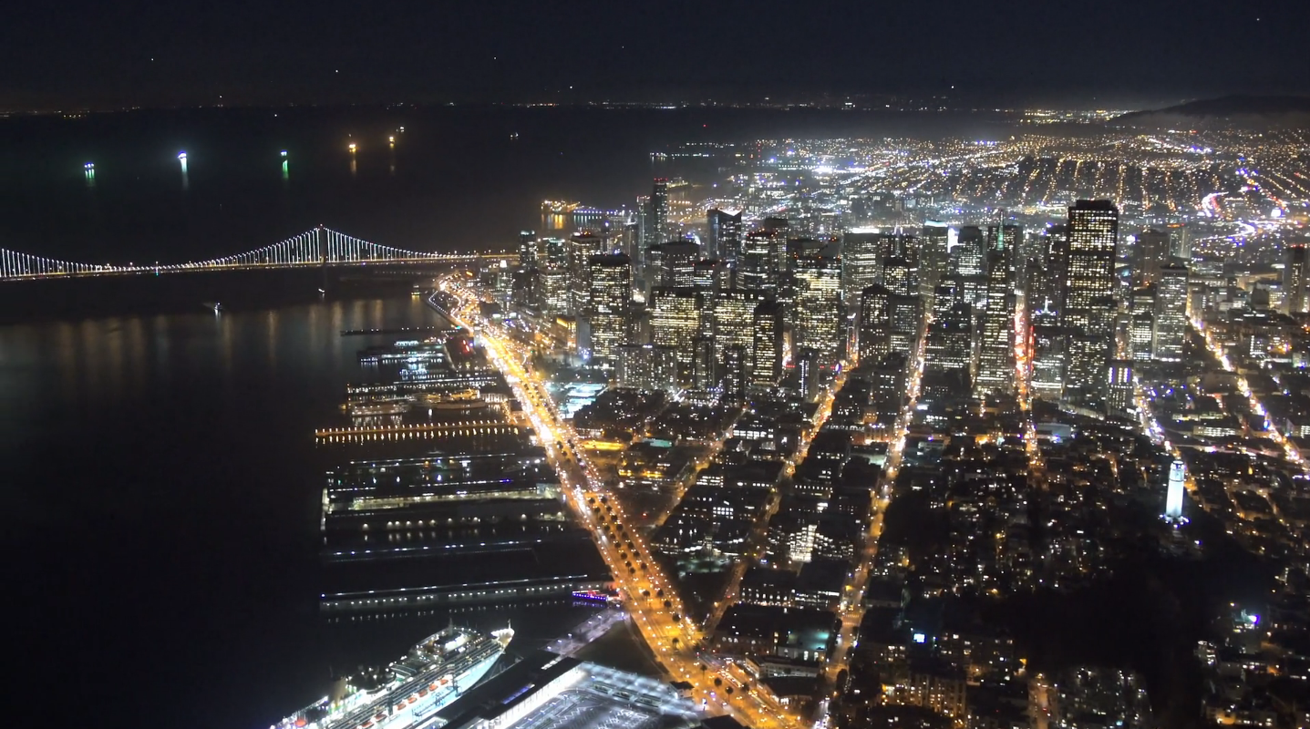 San Francisco 'Perspective' | 4K