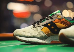 Feature x Saucony G9 Shadow 6 'The Pumpkin'-4