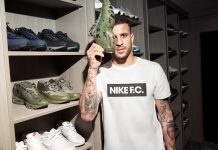 Kyle Walker On Air Max 1-5