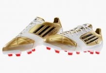 Lionel Messi x adidas f50 miCoach FIFA Ballon D'Or