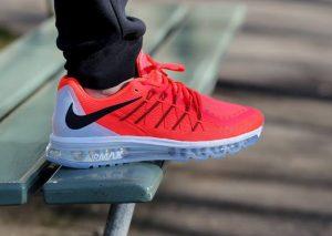 Nike Air Max 2015 'Bright Crimson'