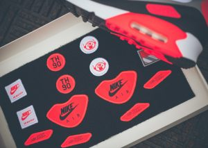 Nike Air Max 90 Infrared 'Patch' Pack-1