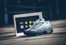Nike Air Max 95 OG (Volt) 'Patch' Pack