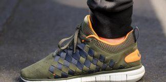 Nike Free OG 14 Woven 'Olive' - Spring/Summer 2015