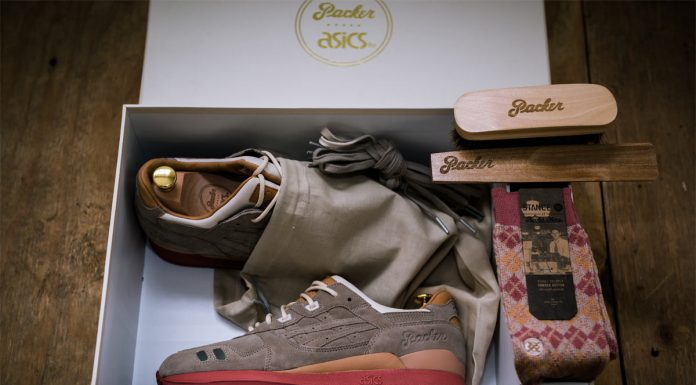 Packer Shoes x Asics GEL-Lyte III '25th Anniversary'