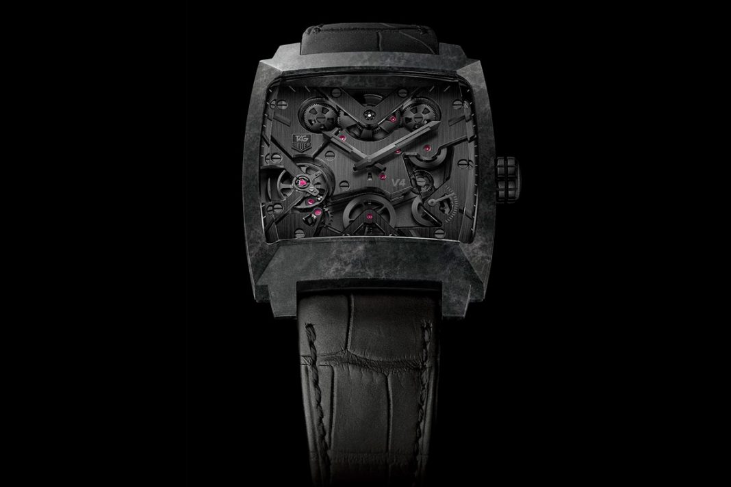 Montre TAG Heuer Monaco V4 'Phantom'