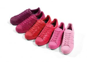 adidas-Originals-x-Pharrell-Supercolor-Superstar-Pack-Red-Pink-Purple