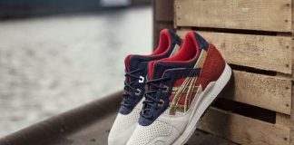 ASICS x CONCEPTS GEL LYTE III 25TH ANNIVERSARY