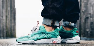 Puma x Alife Trinomic Disc Blaze 'Ultramarine' | On Feet-1
