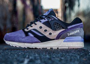 Sneaker Freaker x Saucony Grid SD 'KUSHWHACKER'