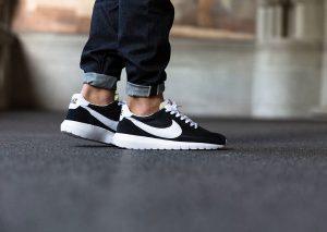 Nike Roshe LD-1000 QS (Black/White-White)