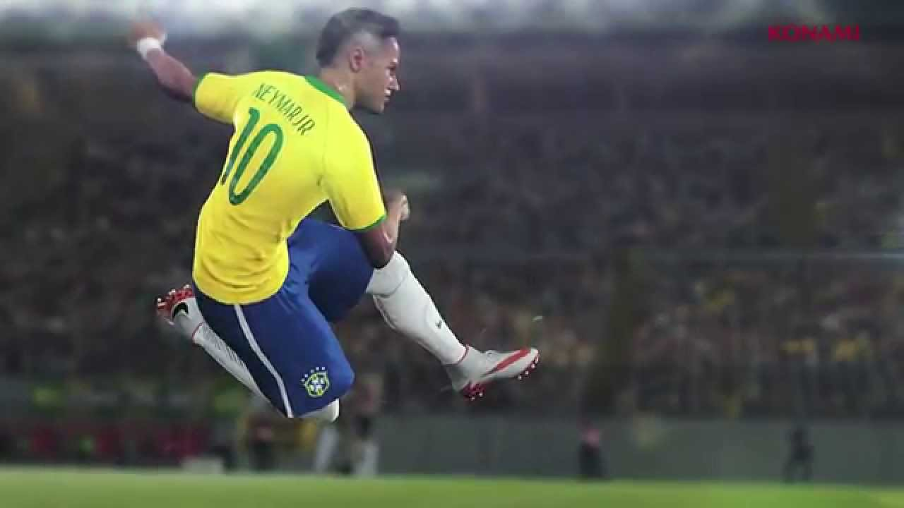 PES 2016   Video Bande-Annonce