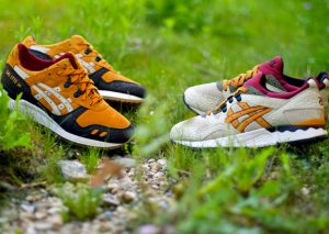 ASICS 'Workwear' Pack - Automne 2015