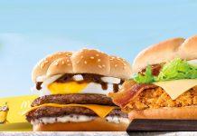 McDonald's Minions Burger Hong Kong