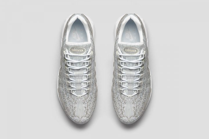 Nike Air Max 95 'Platinum' - 20th Anniversary-2