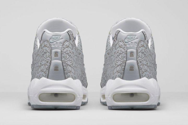 Nike Air Max 95 'Platinum' - 20th Anniversary-3
