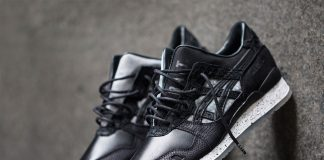 BAIT X ASICS – 25TH ANNIVERSARY MODEL-004 NIGHTMARE-2015-1