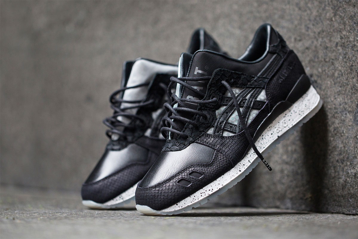 BAIT X ASICS – 25TH ANNIVERSARY MODEL-004 NIGHTMARE-2015