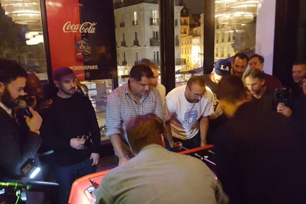 Bouteille Coca-Cola x PSG Soiree de lancement-5