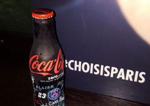 Bouteille Coca-Cola x PSG Soiree de lancement-7