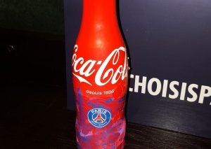 Bouteille Coca-Cola x PSG Soiree de lancement-8