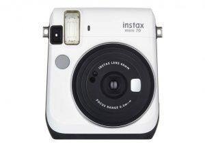 Fujifilm Instax mini 70-Blanc-White-Polaroid