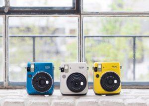 Fujifilm Instax mini 70 Polaroid