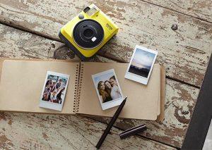 Fujifilm Instax mini 70 Selfie Jaune