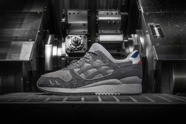 INVINCIBLE x ASICS Gel-Lyte III 'Formosa'-2015