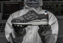 INVINCIBLE x ASICS Gel-Lyte III 'Formosa'