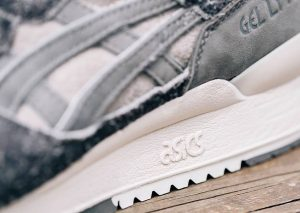 INVINCIBLE x ASICS Gel-Lyte III Formosa Lookbook-2