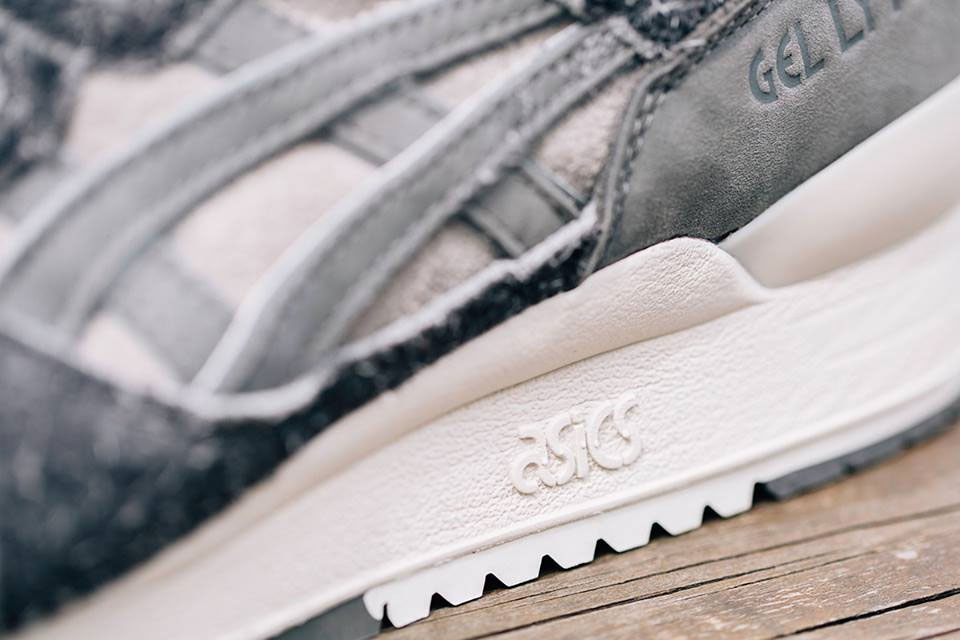INVINCIBLE x ASICS Gel-Lyte III 'Formosa' Lookbook